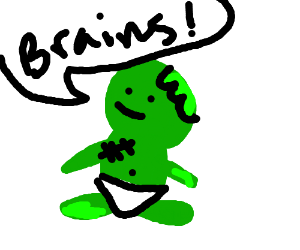 Zombie abomination baby
