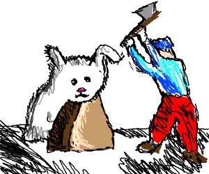 Easter Bunny faces execution