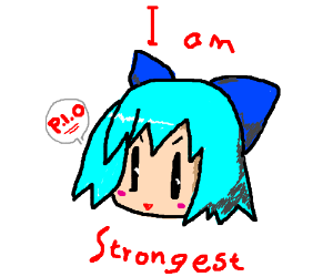 CIRNO IS STRONGEST But Doesn't Understand PIO