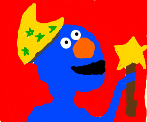 New Drawception Meme Spellmo Wizard Elmo Drawception