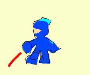 Megaman Swordman