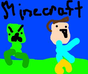 Minecraft:Creeper's adventure