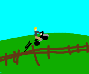 Most epic moment from The Great Escape