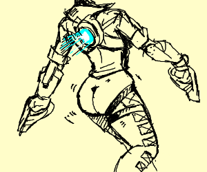Tracer from Overwatch is shakin that ass