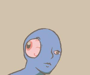 Side-eye
