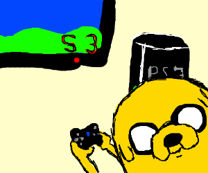 Playstation 3 controls intuitive enough for Jake