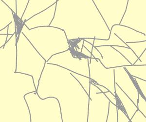 broken panel :(