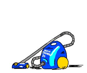 A dust catcher