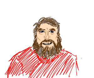 Brian Blessed!