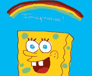 Spongebob ''IMAGINATION''
