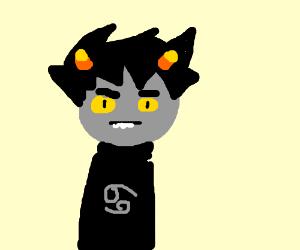 fav homestuck character PIO