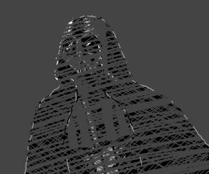 Ghost darth Vader?