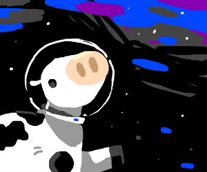 The Adventures of Space Cow