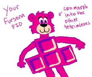 your fursona PIO