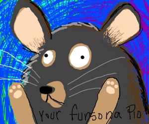 Draw your Fursona PIO
