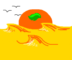 Is this just Fanta sea?
