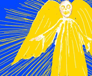 sun is an evil angel