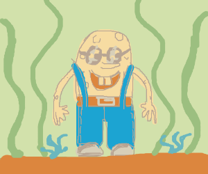 Spongebob Square Minion
