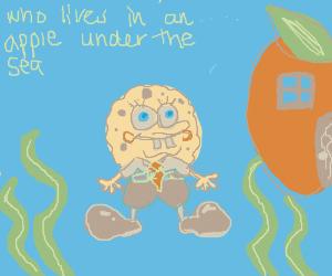 bootleg spongebob : roundbob