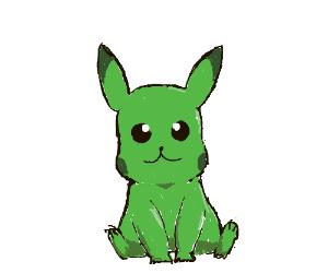 Greenachu