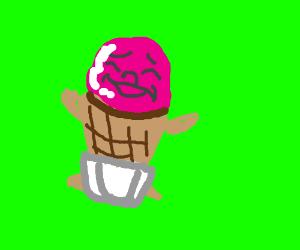 Ice cream baby mashup