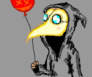 Plague doctor's birthday