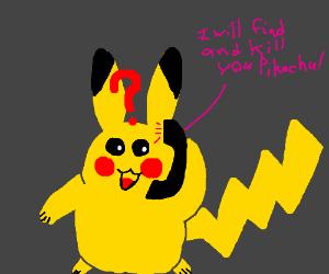 Pikachu receives death threats.