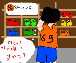 what basketball shoe should i get