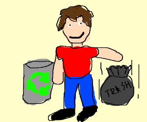 no recycle