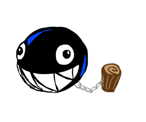 Chain chomp is content