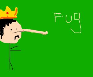 King Pinocchio
