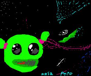 NASA peepo
