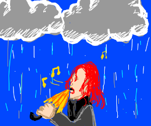 I'm Siiingin In The Rain