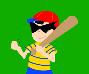 Ness with dope sunglasses challenges you