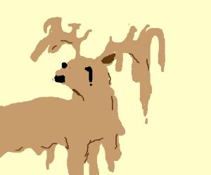 Melting animals