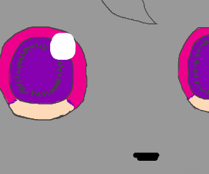 ESPURR STARING INTO YOUR SOUL