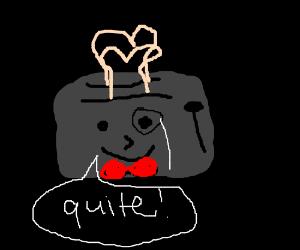 Britsh (Gentleman) toaster
