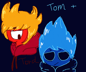 Tom and Tord... (?)