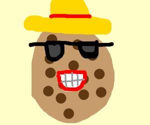 smol bean i mean like a character ok