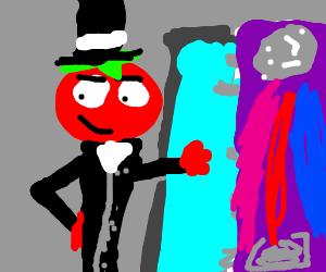 Elaborate Tomato Gentlemen