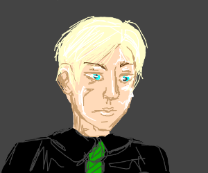 Draco Malfoy Drawing By Kullanch Drawception