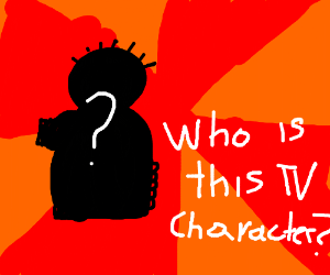 Who are those TV show characters?(ala Pokemon)