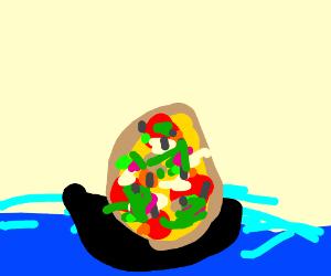 Pizza Ship