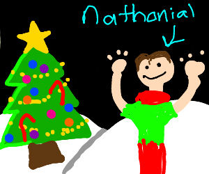 Nathainel Welchert's Christmas Adventure