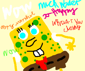 Mocking Spongebob (Meme)