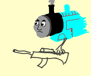 thomas the sniper