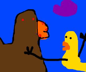 Duck love <3
