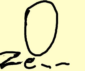 zero (?)