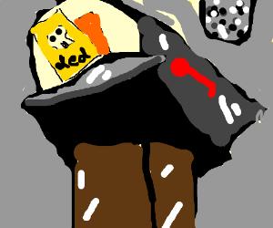 Pringle's Cum Flavour - Drawception
