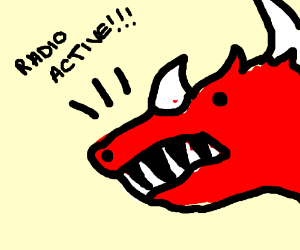 Radiation Dragon
